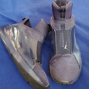 Puma sneakers navy blue